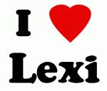 I Love Lexi