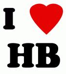I Love HB