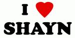 I Love SHAYN