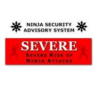 Ninja Threat Level