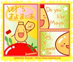 Mayo Comic