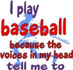 I PLAY BASEBALL