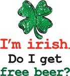 I' m irish