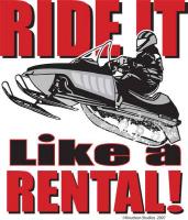 Ride it Like a Rental