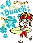 Girl Beach 02