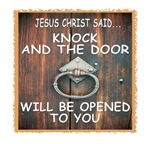 JESUS CHRIST - KNOCK