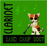 Band Camp Clarinet