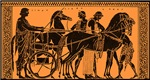 Ancient Greek Chariot