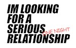 Serious Relationship