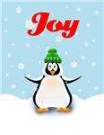 Penguin Snow Joy