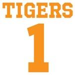 TIGERS #1