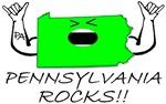 PENNSYLVANIA ROCKS!!