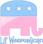 Lil Weepublican Pink