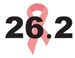 26.2 Marathon Breast Cancer