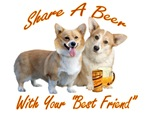Corgi's Share A Beer