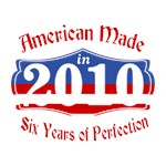American Made in 2010 6th Birthday Patriot