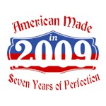 American Made in 2009 7th Birthday Patriot