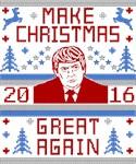 Trump 2016 Ugly Christmas Great Again