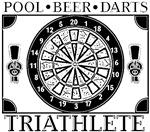 Darts Beer Pool Triathlete