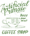 Vintage Coffee shop print