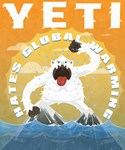 Yeti hates global warming