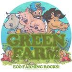 Ecological farm eco friendly T shirt
