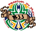 Brazilian Jiu Jitsu shirts - cartoon style