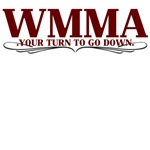WMMA - Your Turn To Go Down - women's MMA