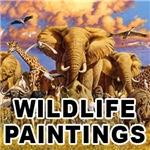 Wildlife Paintings