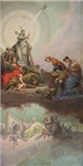 Fresque de la Galerie des Candelabres Vatican