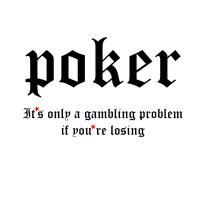 Poker Apparel & Merchandise