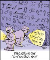 Prehistoric Doctor Prescription