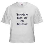 Buy Me A Beer, Birthday