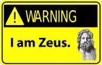 Warning: I Am Zeus