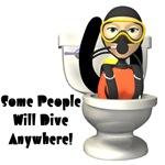 Dive Anywhere