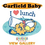 Garfield Baby T-Shirts & Gifts