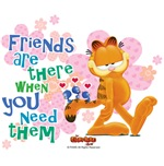 FRIENDS ARE THERE