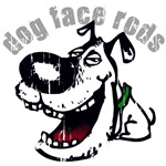 Dog Face Rods
