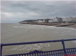 Beach from Eastbourne Pier