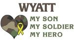 Wyatt: My Hero