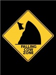 Falling Cow