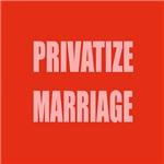 Privatize Marriage