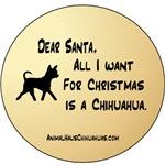 Dear Santa, Chihuahua