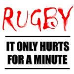 It Only Hurts 1 Rugby