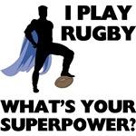 Rugby Superhero