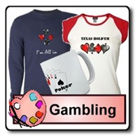 Poker T-shirts