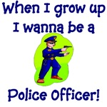 I Wanna Be A Police Officer
