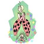 Ladybug Ballerina