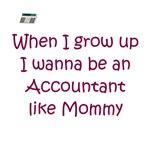 I Wanna Be An Accountant