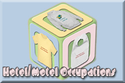 Hotel Motel Occupations Baby Clothes and Gifts